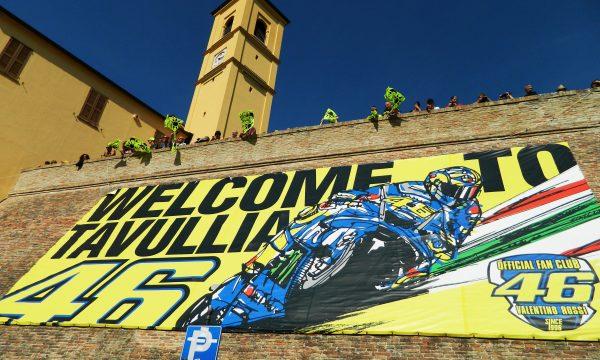 Tavullia 10/09/2019 – Rossi in sella alla M1 !