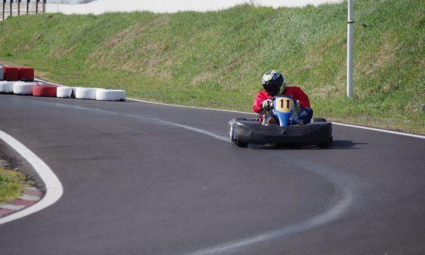 1° GARA IN KART – GP Rastellino