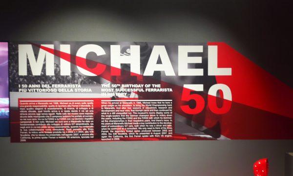 M. Schumacher 50°